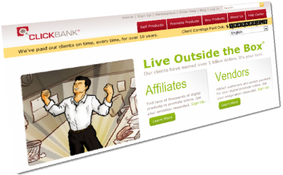 Affiliate Marketer - Clickbank