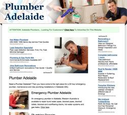 plumber adelaide