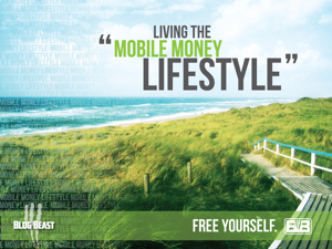 Live the mobile money lifestyle