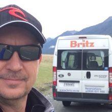 Ian McConnell NZ trip