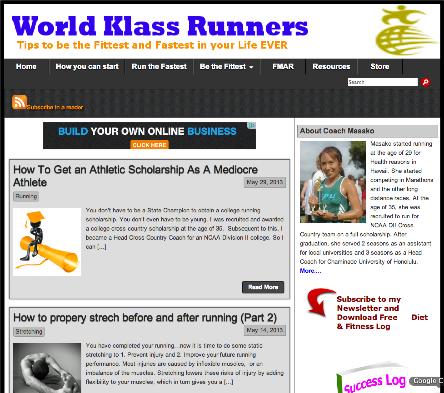 World Klass Runners